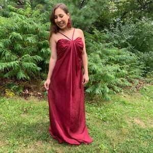 Dresses & Skirts - Halter Tent Wedding Dress Gown